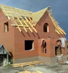 Делоем любую стройку от фундамента до крыши