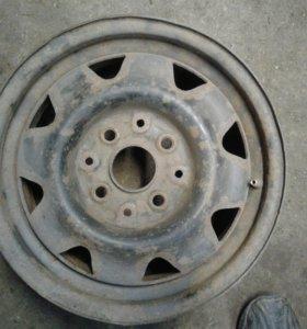 Ауди 80, 100 С3 диск колеса