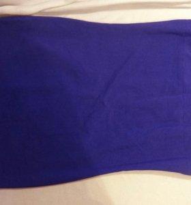 Фиолетовое платье incity