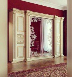 Шкафы-купе и другая корпусная мебель