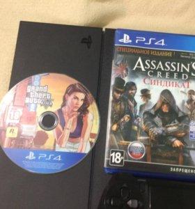 PlayStation 4 Консоль