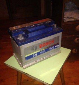 Аккумулятор Bosh s4 009