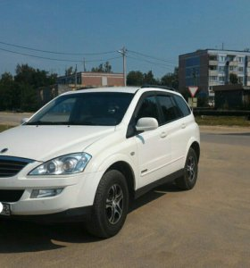 SsangYong Kyron 2.0 AT, 2008