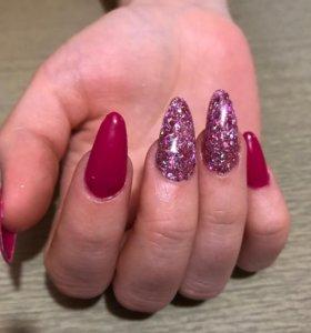 💅🏻Наращивание ногтей