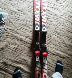 Лыжи для слалома