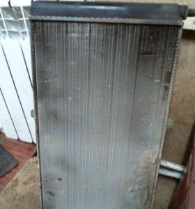 Разборка ваз радиатор 2112 2111 2110
