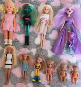 Куклы фирменные
