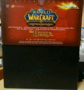 Коллекционные карточки WarCraft