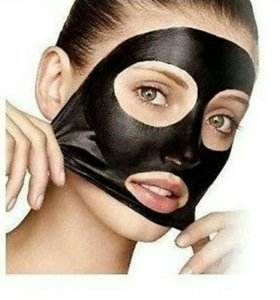 Miracle black mask.