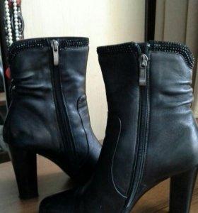Ботинки осенние, 36 размер