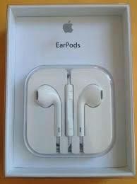 Оригинальные наушники earpods для iphone