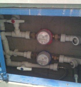 Ремонт водонагревателей, сантех работы любой сложн