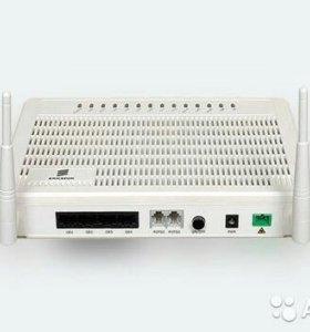 Оптический интернет маршрутизатор gpon T073G