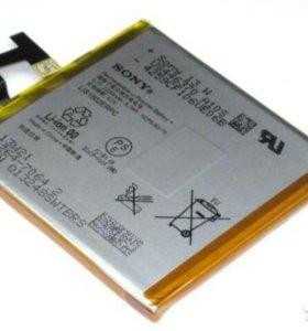 Оригинальные аккумуляторы Sony Xperia