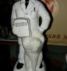 Фигурка статуэтка фарфор