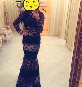 Вечернее Платье DG,платье на выпускной