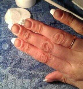Наращевание ногтей