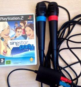 Игра Singstar для PlayStation 2,3
