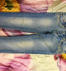 джинсы на девоку