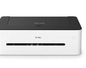 Лазерный принтер sp150 Ricoh