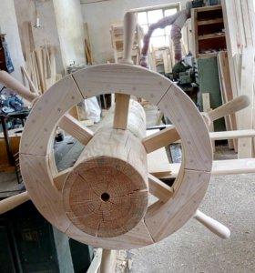 Колодезное колесо