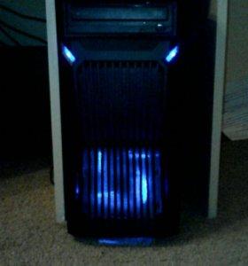Игровой компьютер +монитор