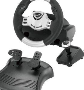 Genius speed wheel rv ff ,Руль для компьютера.