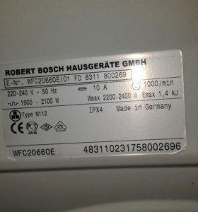 Стиральная машина-автомат Бош.