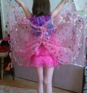 Крылья стрекозы - бабочки карнавальный костюм