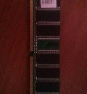 Оперативка DDR1 на 1гб.