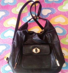 Новая сумка-рюкзак