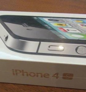IPhone 4S 16GB Black/White