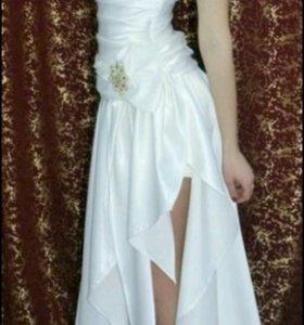 Платье транформер выпускное коктельное вечернее