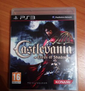 Castlevania: Lords of Shadow (PS3) eng