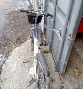 Велосипед для детей от 5 до 10 лет