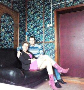 Платье 46-48 и сапоги 39 размер