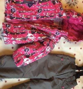 Куртка и штаны ( комплектом) на рост 98-104