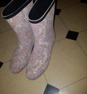 Резиновые сапоги kedoo