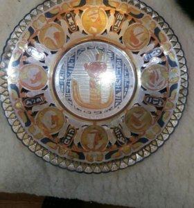 Тарелка египет