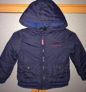 Демисезонная куртка 110 см