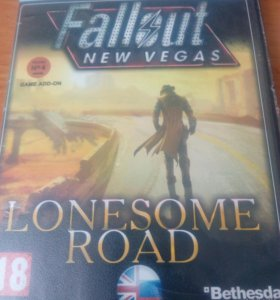 Диск.Видеоигра Fallout