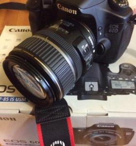 Фотоаппарат cannon eos60d