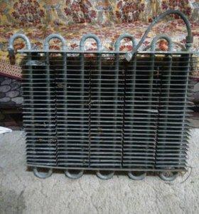 Радиатор металл