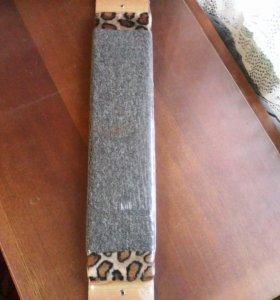 Когтеточка ковровая с пропиткой