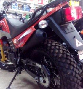Мотоцикл racer forester 200