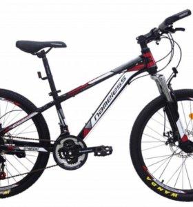 "Велосипед Nameless MTB S4100D 24"""