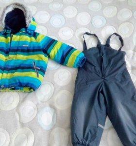 Зимний костюм LENNE для мальчика 3-4 года