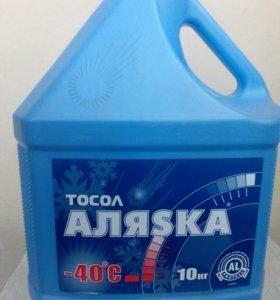 Тосол Аляска А40