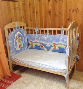 Кроватка Briciola Briciola-9