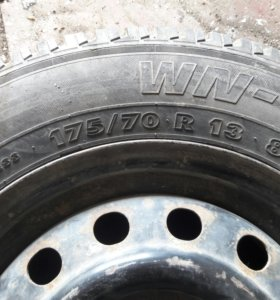 колеса 175.70.R13 2шт
